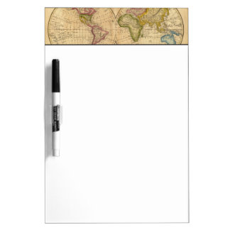 World by Worcester Dry Erase Board