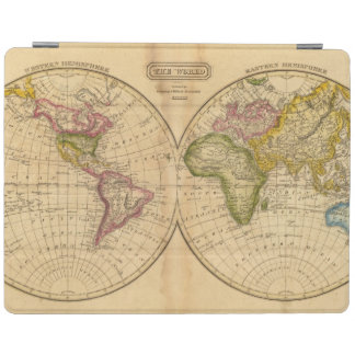 World by Worcester iPad Cover
