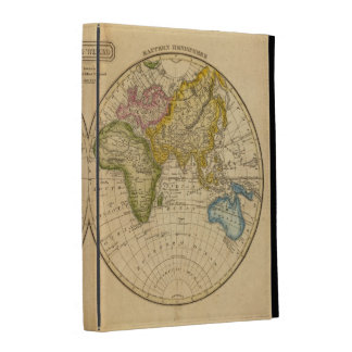 World by Worcester iPad Folio Case