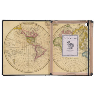 World by Worcester iPad Folio Cover