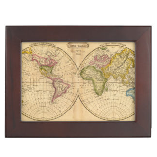 World by Worcester Keepsake Box