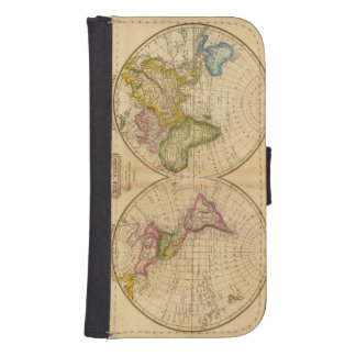 World by Worcester Galaxy S4 Wallet Cases
