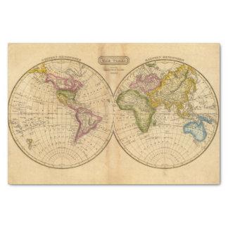 World by Worcester Tissue Paper