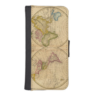 World by Worcester iPhone 5 Wallets