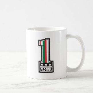 World Champion Algeria Basic White Mug