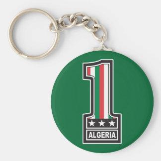 World Champion Algeria Key Chains