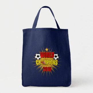 World Champions 2010 Spain Bags