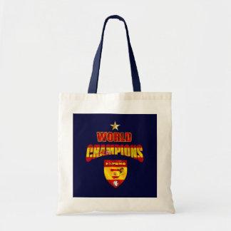 World champions España Canvas Bag