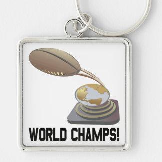 World Champs Key Chains