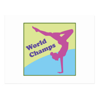 World Champs Postcard