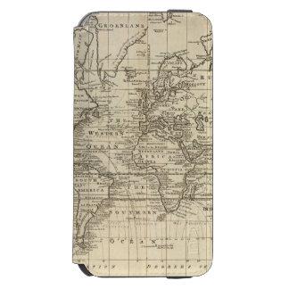 World Chart Incipio Watson™ iPhone 6 Wallet Case