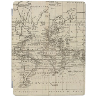 World Chart iPad Cover