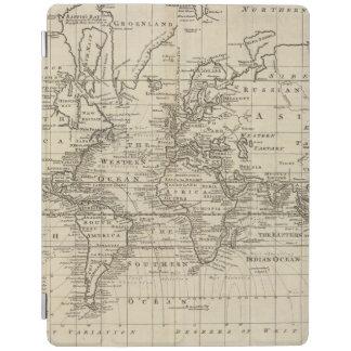 World Chart iPad Cover