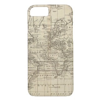 World Chart iPhone 8/7 Case