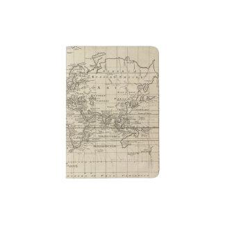 World Chart Passport Holder