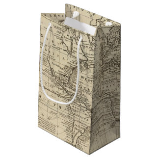 World Chart Small Gift Bag