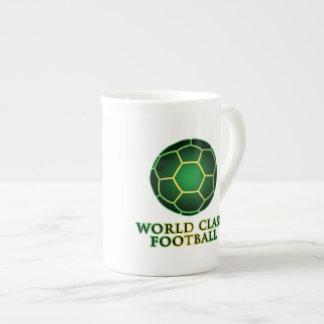 World Class Football Bone China Mug