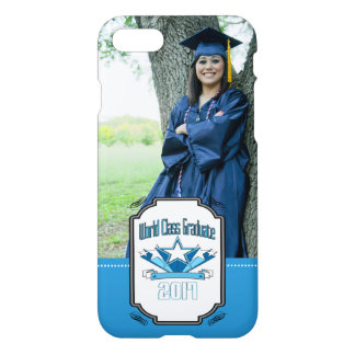 World Class Graduate Class of 2017 Graduation iPhone 7 Case