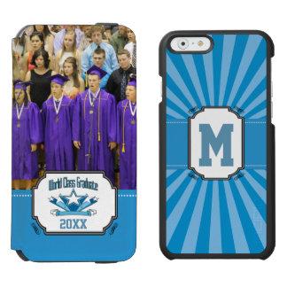 World Class Graduate Class of 2018 Graduation Incipio Watson™ iPhone 6 Wallet Case