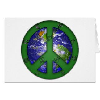 World Coexist Card