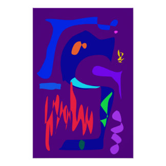 World Contemporary Art Season Winter Color 69 Posters