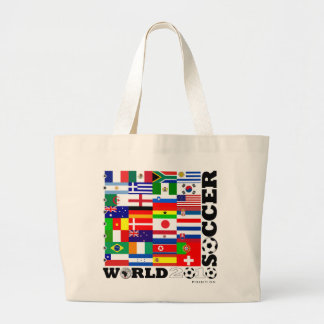 World Cup 2010 Bag All Flags