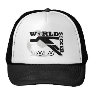 World Cup 2010 Player Black Hat