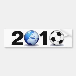 World Cup 2010 - Soccer Bumper Sticker