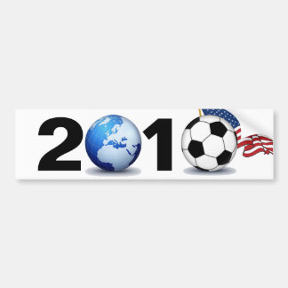 World Cup 2010 - USA Soccer Bumper Stickers