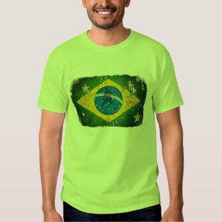 World cup Brazil 2014 world champions flag T-shirts