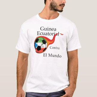 World Cup - Equatorial Guinea vs. The World T-Shirt