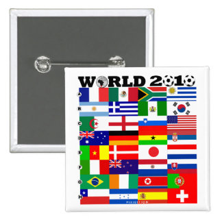 World Cup Flags Group Button