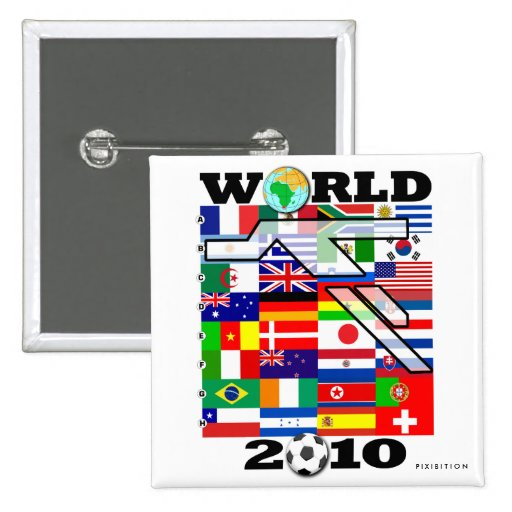 World Cup Flags Group Player Button 1
