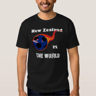 World Cup - New Zealand vs. The World Tshirt