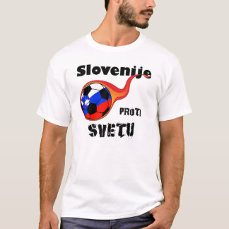 World Cup - Slovenia Versus The World T-Shirt