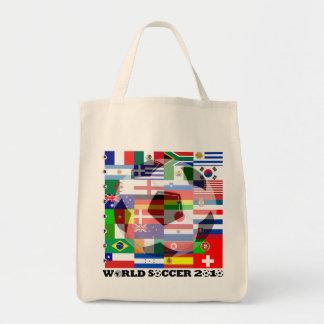 World Cup Soccer 2010 Flag Bag