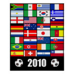 World Cup Soccer 2010 Print