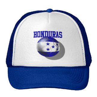 World Cup Soccer Brazil 2014 Honduras flag ball Cap