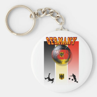 World Cup Soccer - Germany Soccer 2014 flag Keychains
