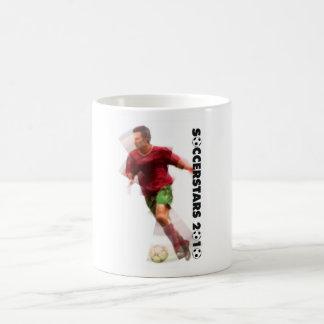 World Cup Soccer Mug - 2010 Radial