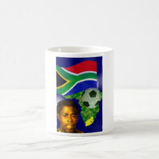 World Cup Soccer Mug - South Africa