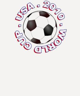 World Cup Soccer USA 2010 Shirts