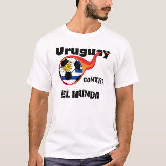 World Cup - Uruguay vs. The World T-Shirt