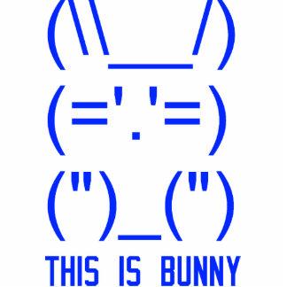 World Domination Bunny Photo Cutout