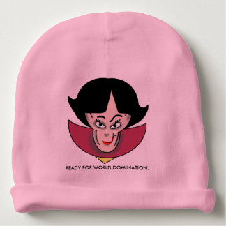 WORLD DOMINATION by Jetpackcorps Baby Beanie
