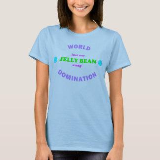World Domination - Jelly Bean T-Shirt