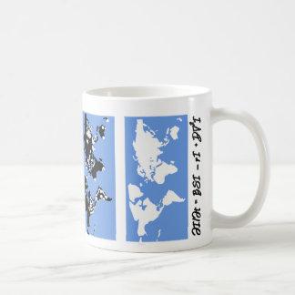 World Epidemic Tour Basic White Mug
