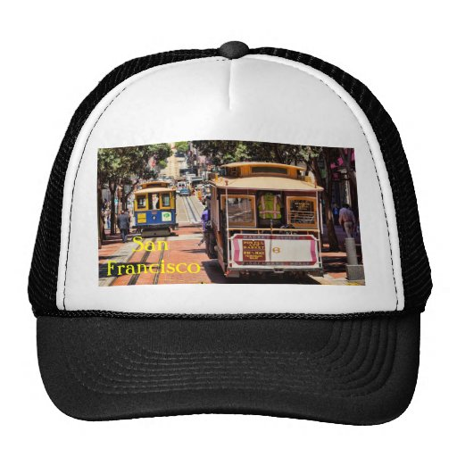 World Famous Cable Cars Hat
