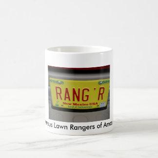 World Famous Lawn Rangers of Amazing Arcola Basic White Mug