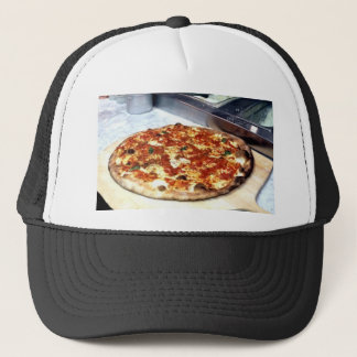 WORLD FAMOUS NEW YORK PIZZA TRUCKER HAT